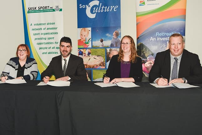 Renewed lottery agreement to benefit Saskatchewan Communities