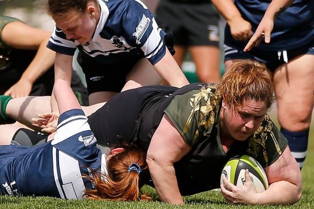 Saskatchewan women in sport profile: Jessie Buydens