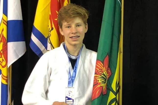 Judo athlete wins three medals to be named November Athlete of the Month