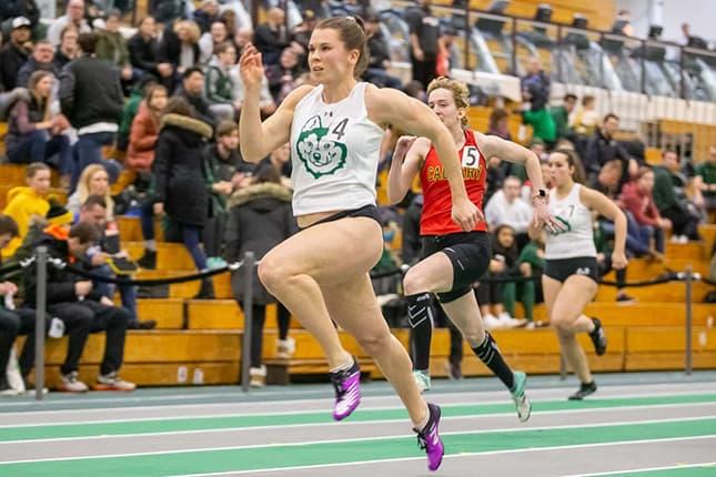 Saskatoon hurdler Michelle Harrison named January Athlete of the Month