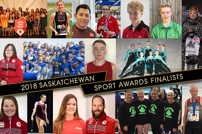 2018 Athlete of the Year Award finalists announced