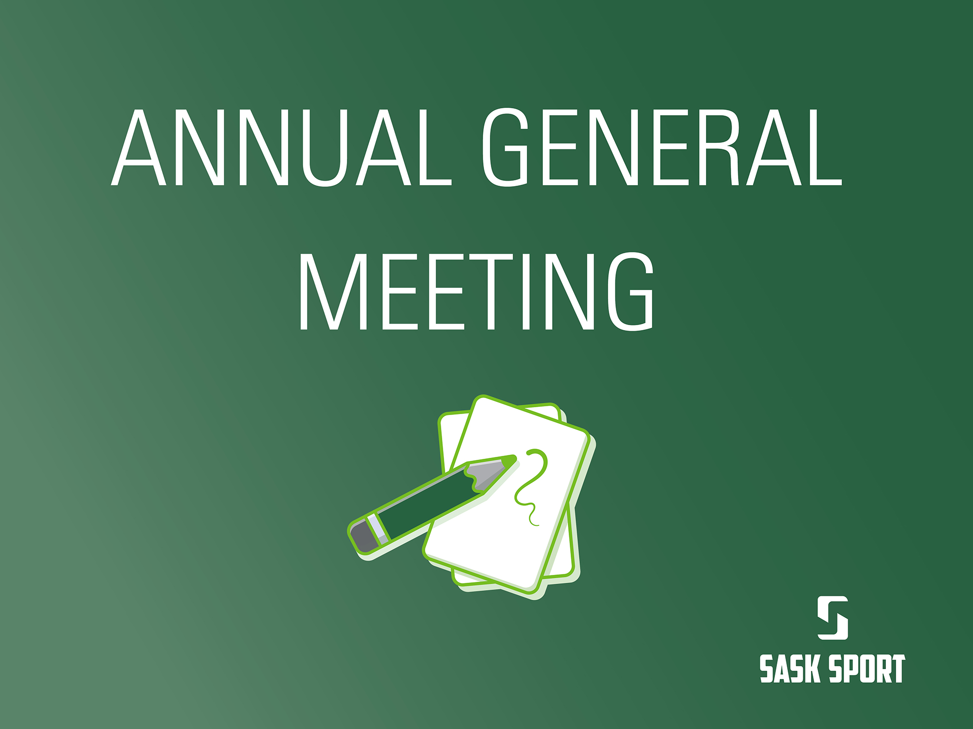Sask Sport Annual General Meeting