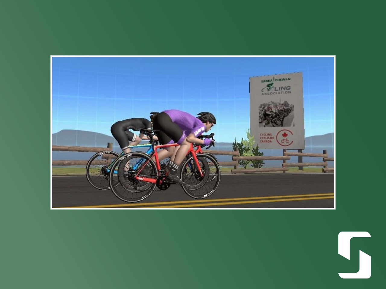 """""""Humble Sask initiative"""" helps expand junior virtual cycling competitions nationwide"""