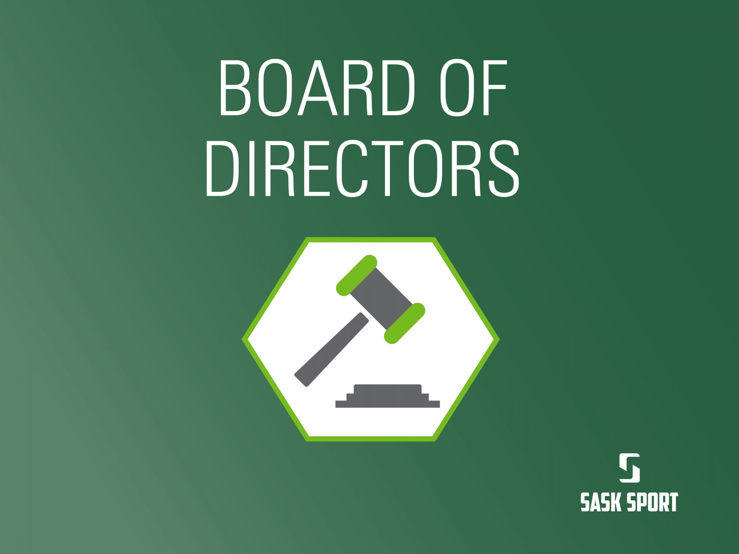 Sask Sport welcomes new chair and board members
