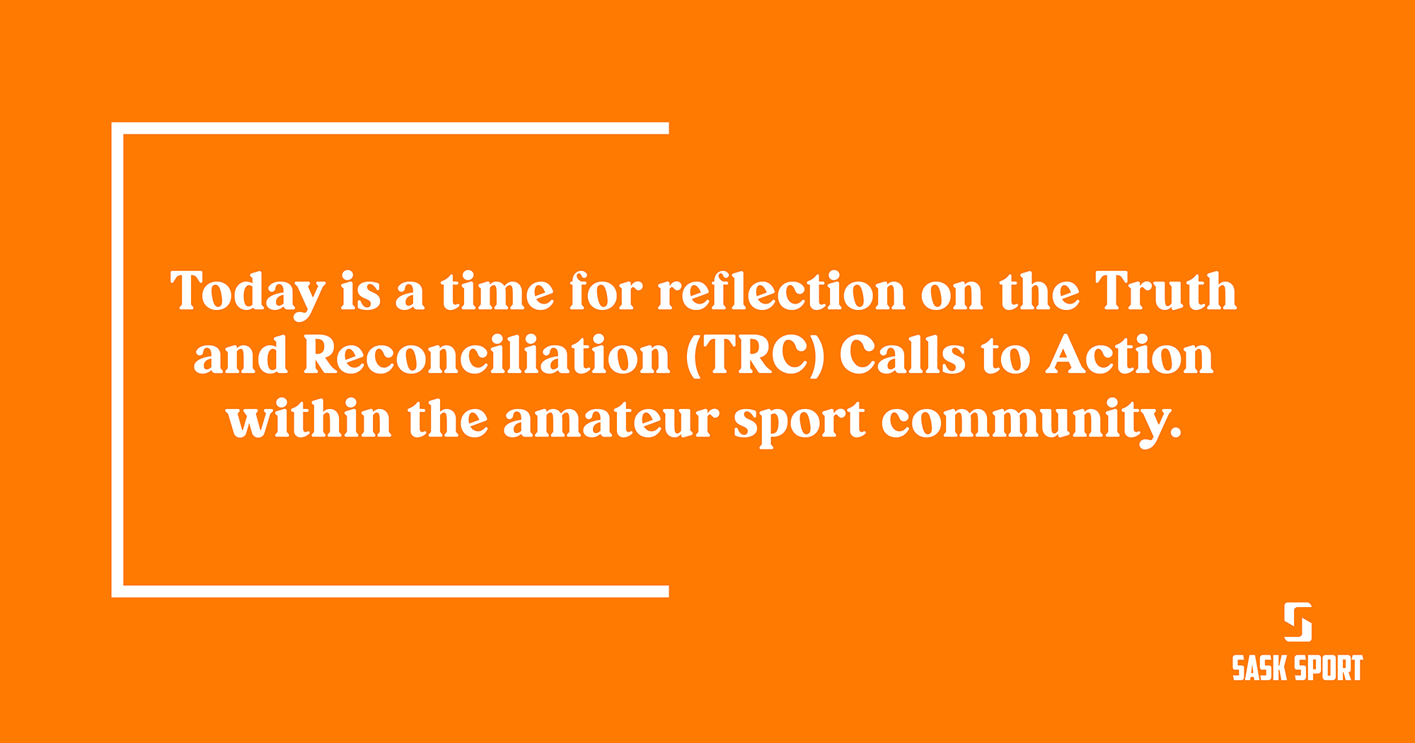 Reflection on the Truth and Reconciliation Calls to Action