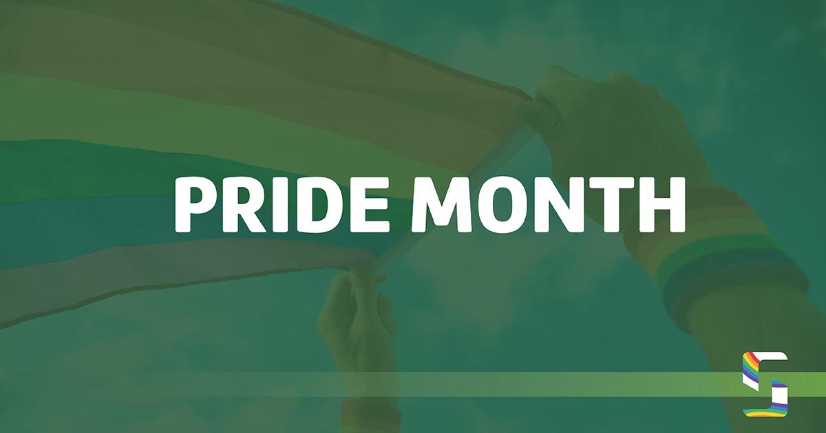 Celebrating Pride in June