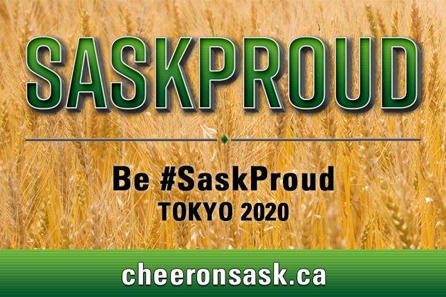 Cheer on Sask at the Tokyo Olympic Games